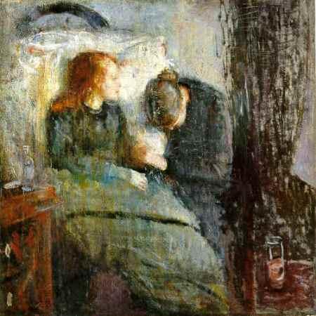 1_La_nina_enferma_1885_Oslo_Munch